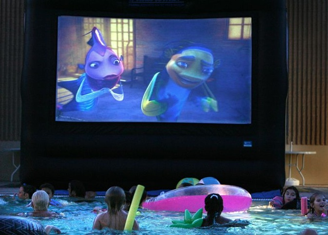 Paradise news magazine 2017 summer dive in movies at st pete beach aquatic center - Dive in movie ...