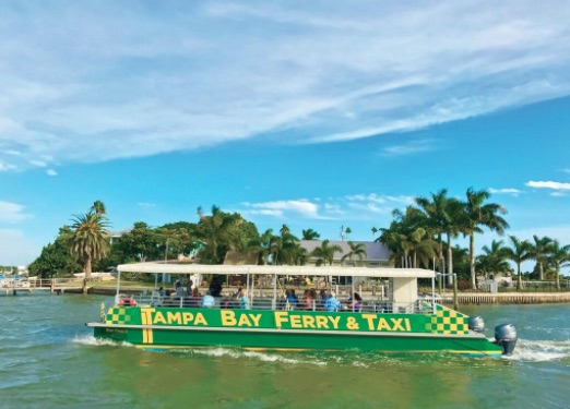 Paradise News Magazine | Tampa Bay Ferry Launches Summer 2
