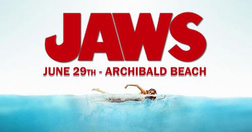 Madeira Beach Free Movie On The Jaws