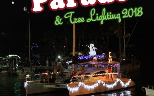 Dunedin Christmas Parade 2020 Paradise News Magazine   Dunedin Holiday Boat Parade & Tree Lighting
