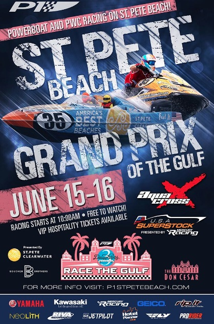 Clearwater Grand Prix >> Paradise News Magazine   Grand Prix of the Gulf